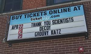 Thank You Scientists!
