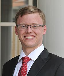 Mitchell Lefebvre, Graduate Student