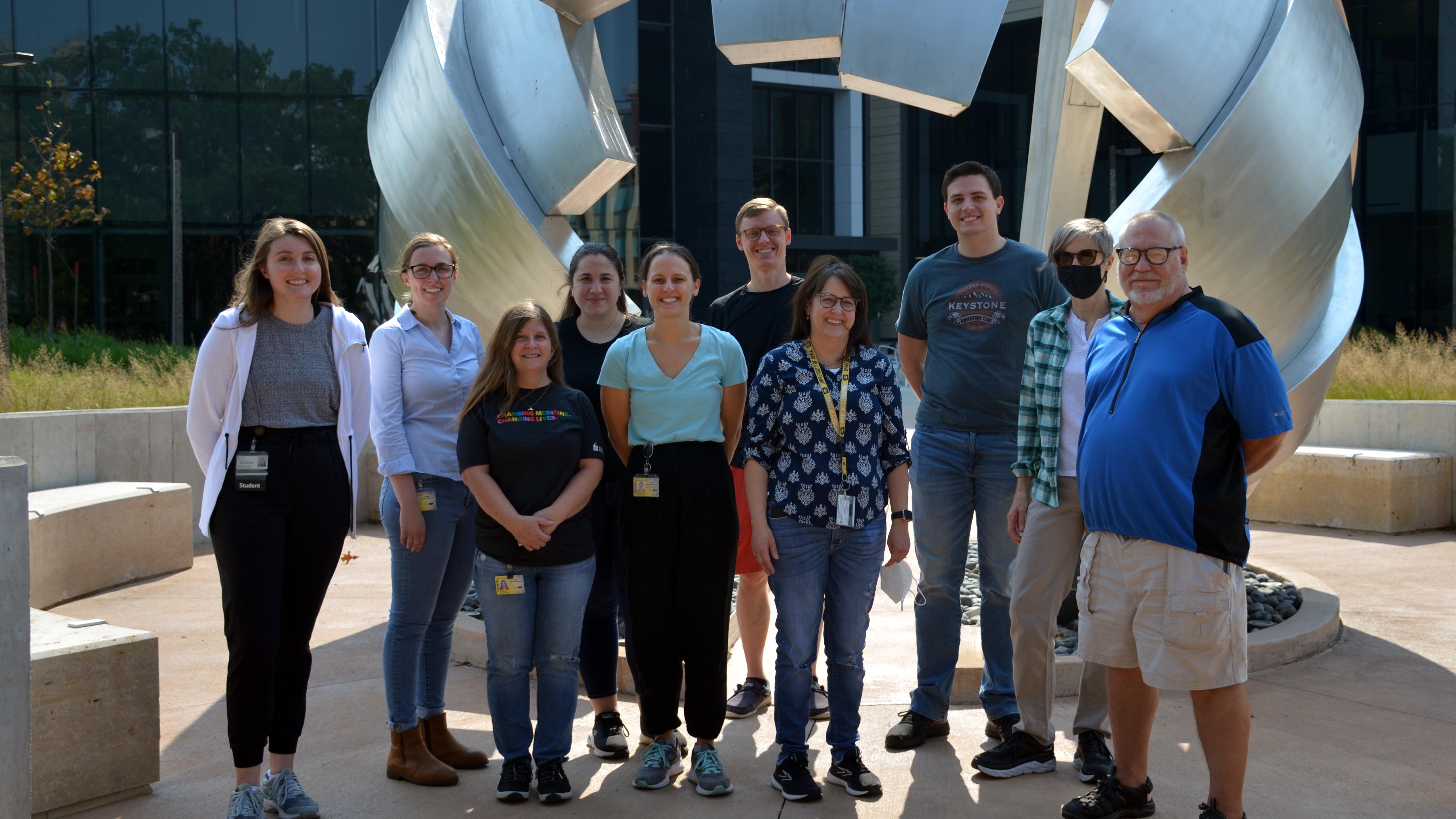 Group Lab Photo September 2021